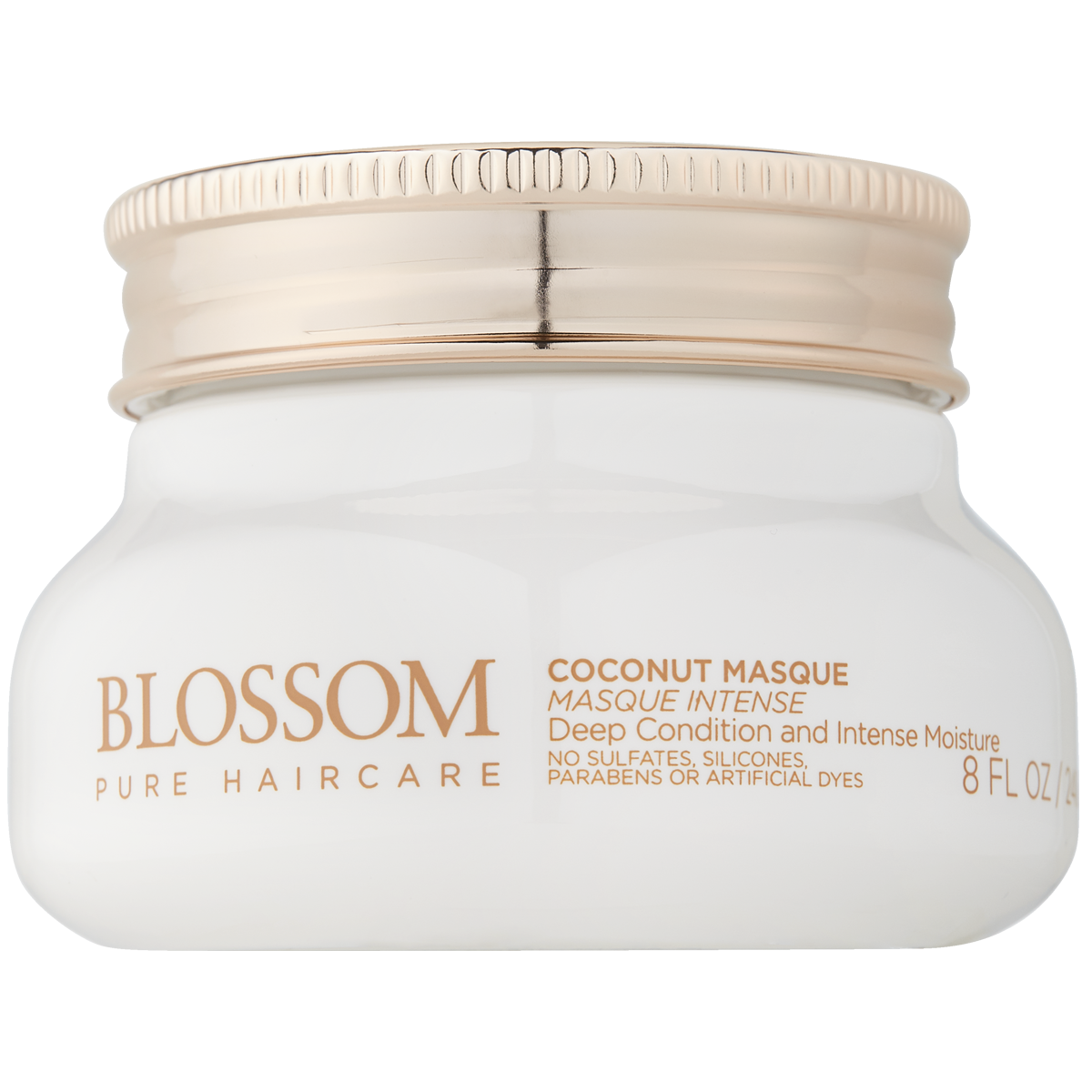 Blossom Pure Haircare Coconut Masque