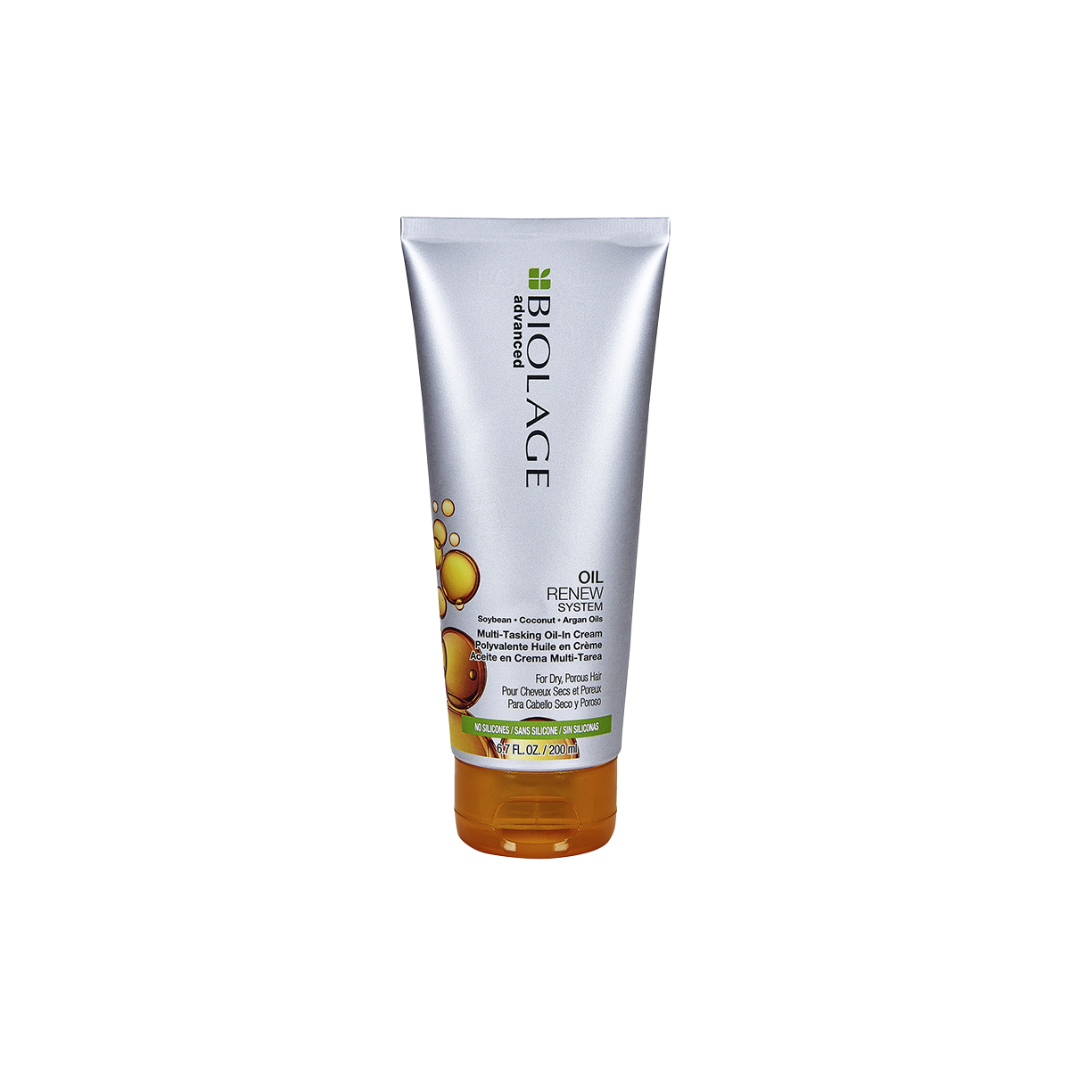 Biolage Oil Renew Multi-Tasking Oil-In-Cream Leave-In Treatment