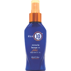 It's a 10 Miracle Leave-In Spray Plus Keratin
