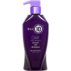 It's a 10 Miracle Silk Shampoo